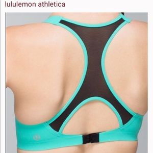 LULULEMON Bitty Bracer 36A